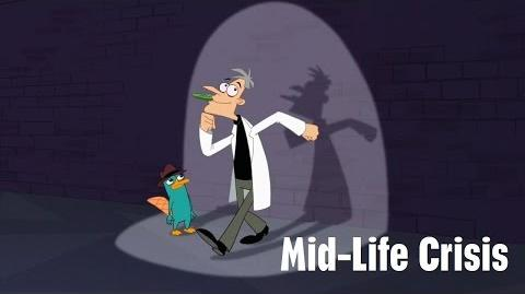 Phineas and Ferb - Mid-Life Crisis