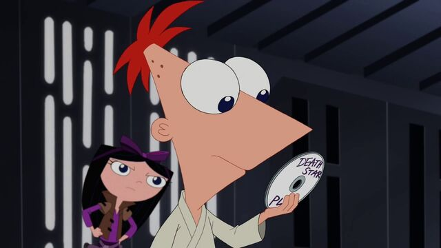 File:Phineas looks at the disc.jpg
