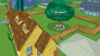 I, Brobot title card