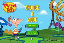 Select mode-Phineas