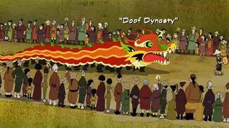 Nhấp vào đây để xem nhiều hình ảnh hơn từ Doof Dynasty.