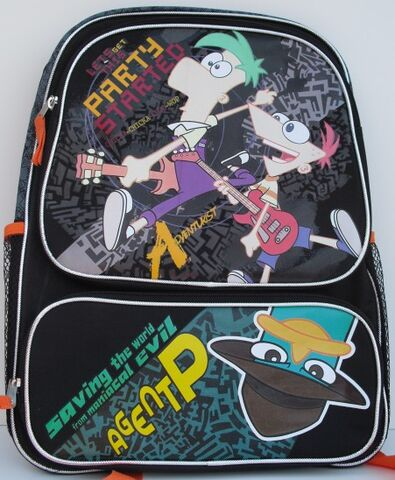 File:Let's get this party started - 2011 Toys R Us backpack.jpg