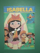 Isabella Magazine Poster