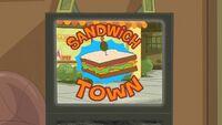 Sandwich Town Commercial