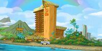 Unnamed Hawaii hotel