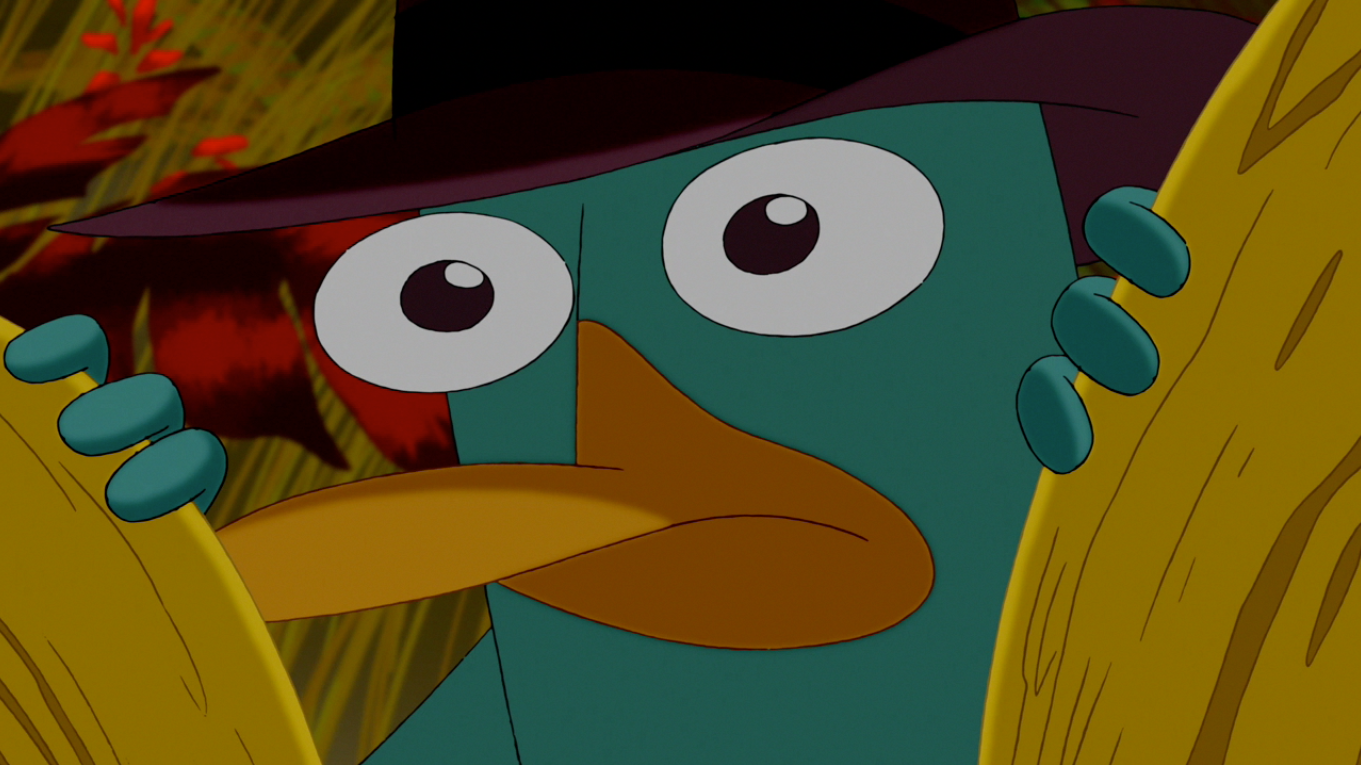 where u0027s perry part two phineas and ferb wiki fandom powered