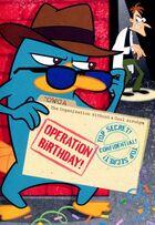 Hallmark 'Operation Birthday!' card