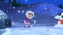 Isabella singing Let it Snow Image18