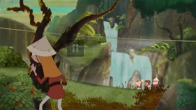 File:Candace watches as the long rope goes offscreen.jpg