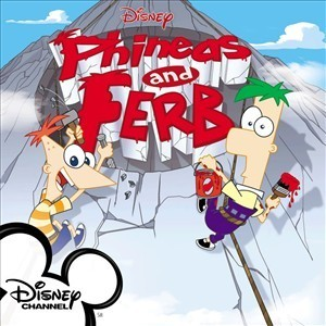 File:Phineas and Ferb carving their logo.jpg
