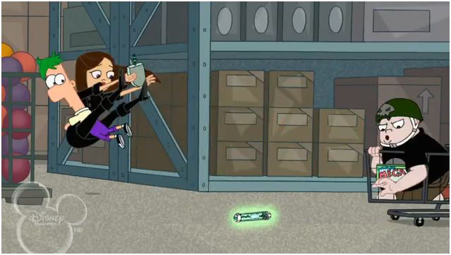 File:Ferb pushes Vanessa out of the way.JPG