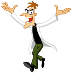 Mission Marvel - Dr. Doofenshmirtz