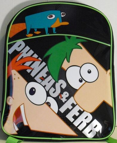 Tập tin:Kids Charter Phineas and Ferb Backpack.jpg