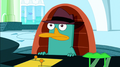 Perry is shocked when he find out about his new family