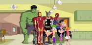 Phineas and Ferb-Mission-Marvel 2
