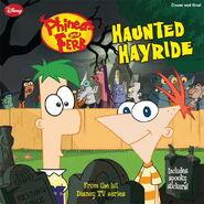 Haunted Hayride preliminary cover
