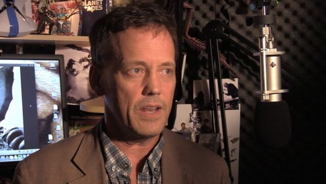 File:Dee Bradley Baker discussing voice acting.jpg