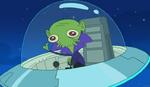 Alien (Tri state treasure boot of secrets)