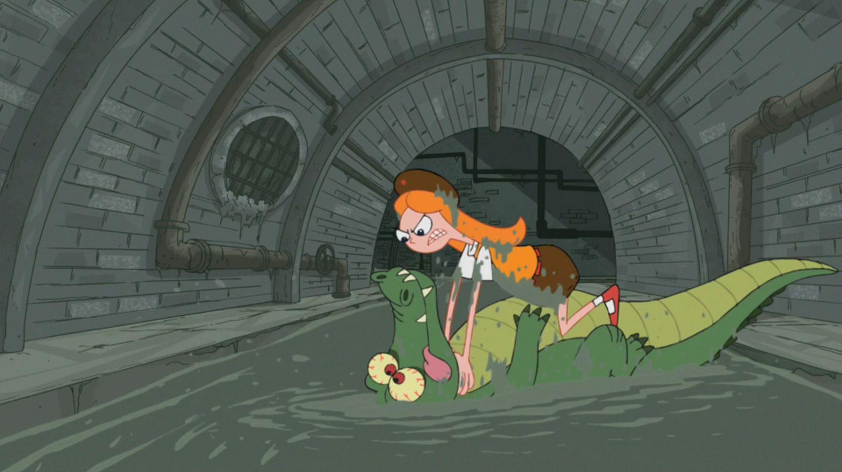 Tập tin:Candace vs Aligator.jpg