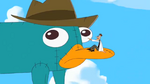 Perry The Platypus Balloon