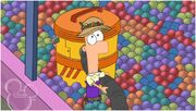 Ferb in the ballpit.jpg