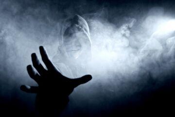 Smoke Ghost Hand