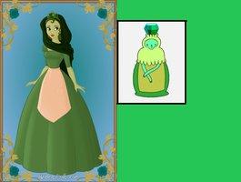 Bonus emerald princess by silkmousetheneko-d5eunnu