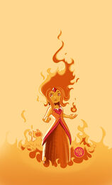 Flame princess by mikemaihack-d4v6usa