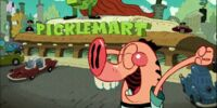 Picklemart/Appearances