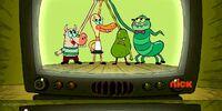 Cow Duck Avocado Mantis (fictional series)