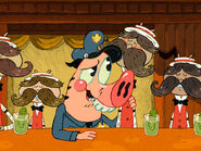 Pig and the Quartet