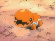 Trapinch anime
