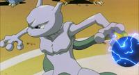 Shiny Mewtwo Shadow Ball