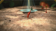 P3 Red Pikmin Acquired
