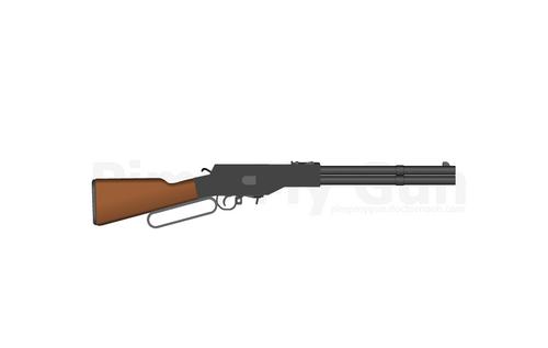 MWWC Lever Gun 2