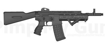 ARG-X Assault Rifle