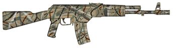 K-815 American Woodland Survival Rifle