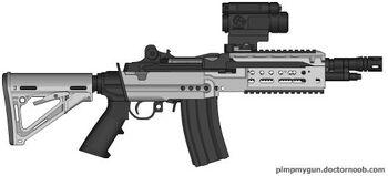 K-87 Arctic Scout Carbine