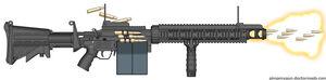MHAT SAW (Custom Gun)