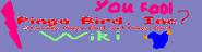 Pinga Bird Wiki Fool Logo