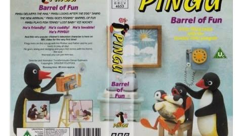 Barrel of Fun (VHS)