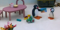 Pingu and the Postcard