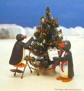 Pingu calender 12