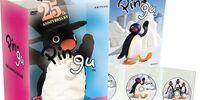 Pingu 25th Anniversary Very Special DVD Box