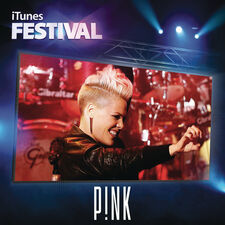 ITunes Festival London 2012 - EP Pink