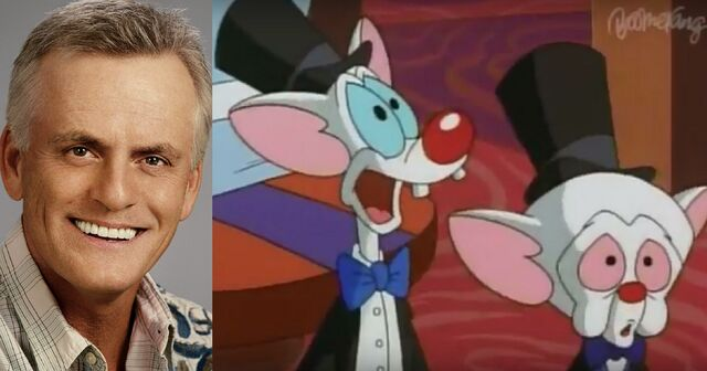 File:.028 Rob Paulsen Pinky Brain & Zachary.jpg