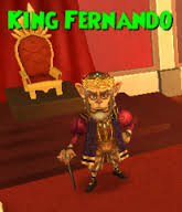 King fernado VI of monquista