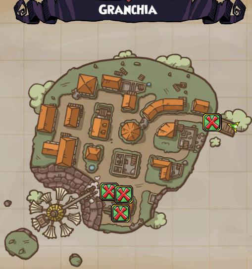 (Map) Granchia