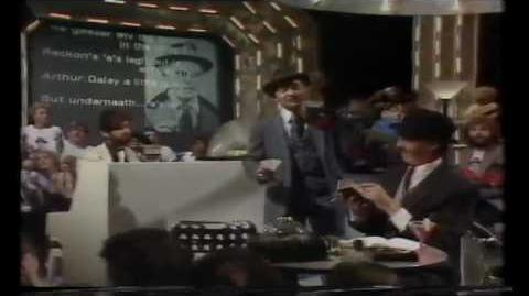 The Firm - Arthur Daley 'E's Alright. Top of the Pops, 29th July 1982