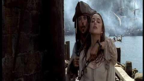 Captain Jack Sparrow Music Video